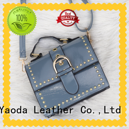 ANGEDANLIA simple pu leather bag online for women