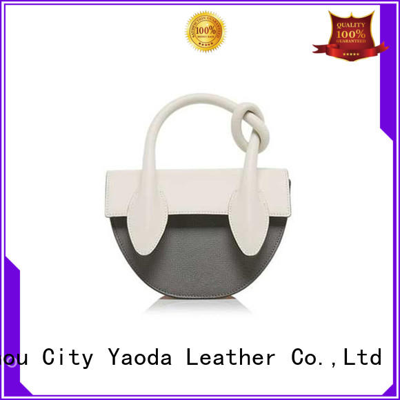 generous pu material bag silver online for travel