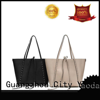vintage ladies leather bags simple supplier for travel
