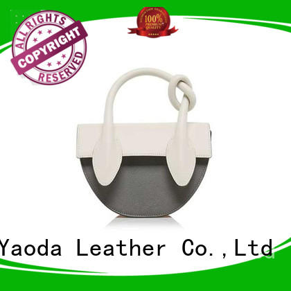ANGEDANLIA bucket wholesale leather purses on sale for daily life