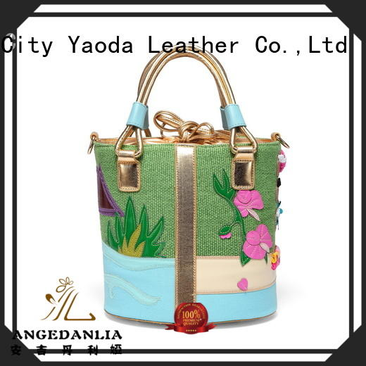 unique canvas bag printing shopping with zipper for shopping