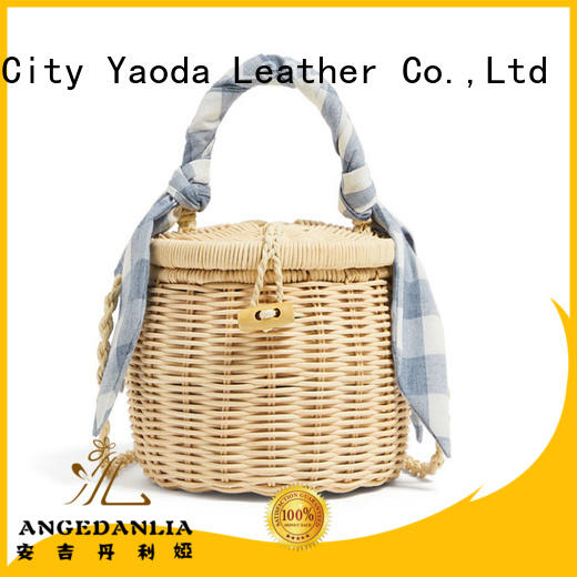 customized straw handbag shopping online for ladies