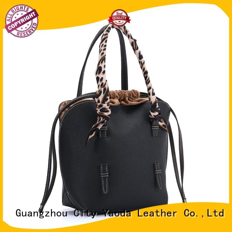 leather weekend bag shine women Warranty ANGEDANLIA