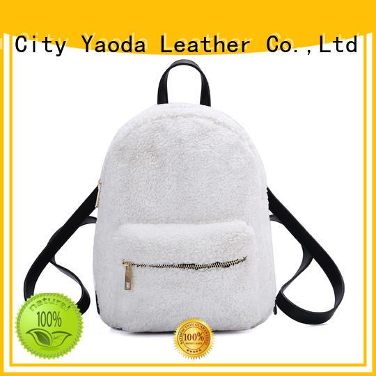 ANGEDANLIA Brand women envelope leather weekend bag