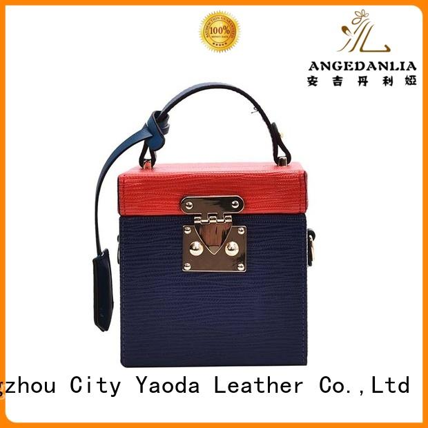 ANGEDANLIA best Leather Bags Wholesale online for travel