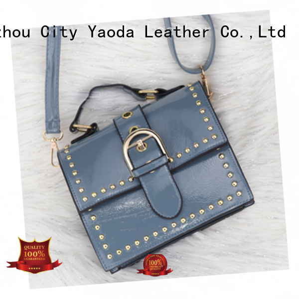 ANGEDANLIA generous leather bags design on sale for school